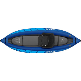 """NRS STAR Raven I Kayak Hinchable 9'10"""", blue"""